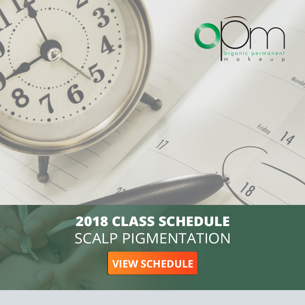 Click To View Scalp Pigmentation Training 2018 Class Schedule